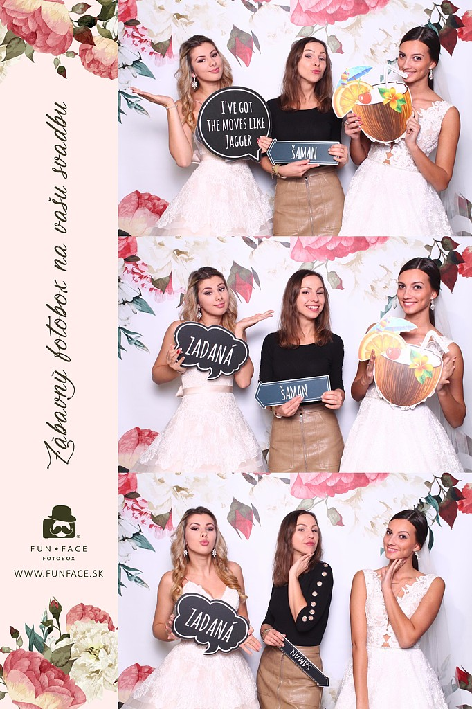 výstava svadba funface fotobox