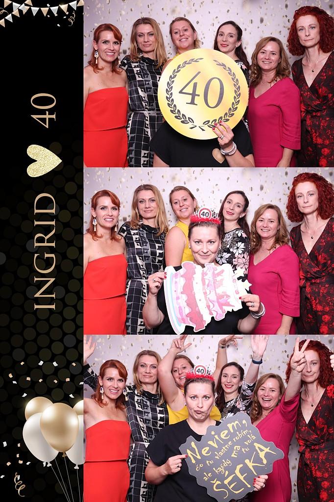 Oslava Ingrid 40