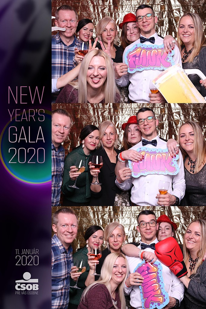 New Year's Gala 2020 - stage 1