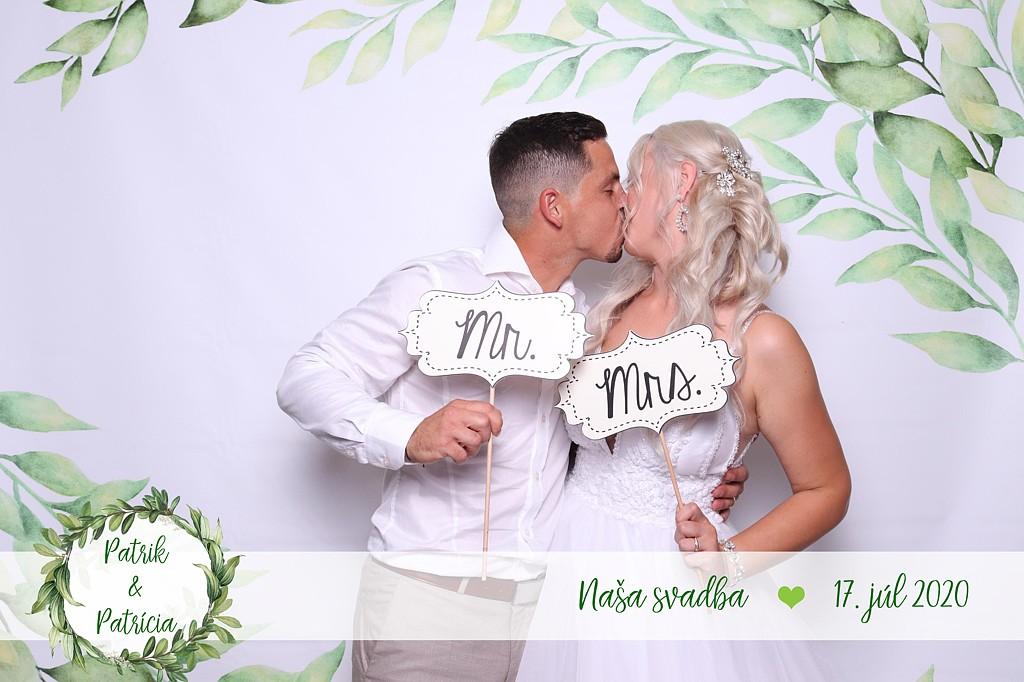 svadba Patrik & Patrícia