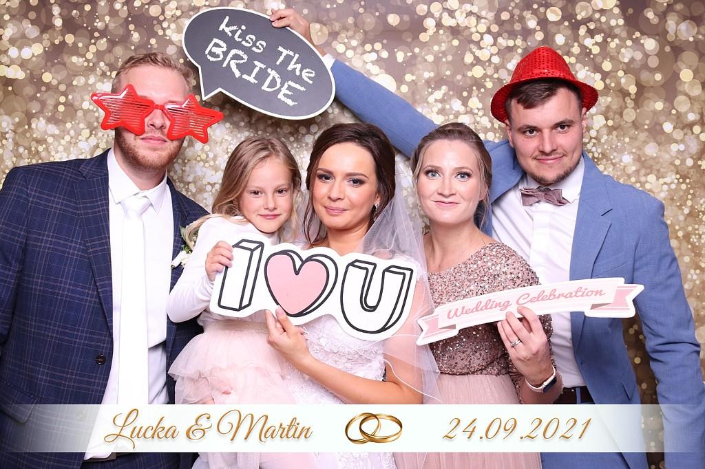 svadba Lucka & Martin