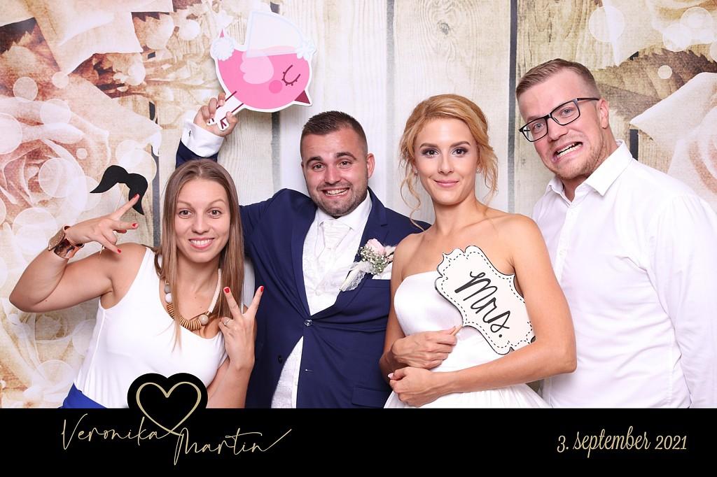 svadba Veronika & Martin