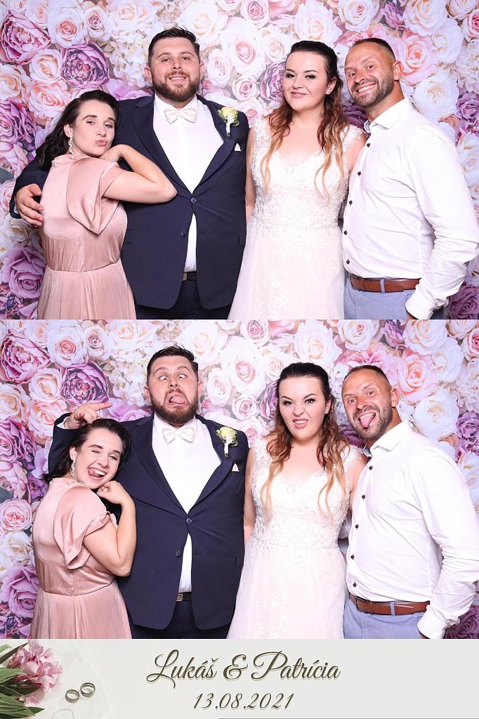svadba Lukáš & Patrícia