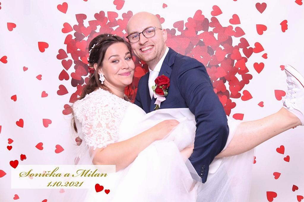svadba Sonička a Milan
