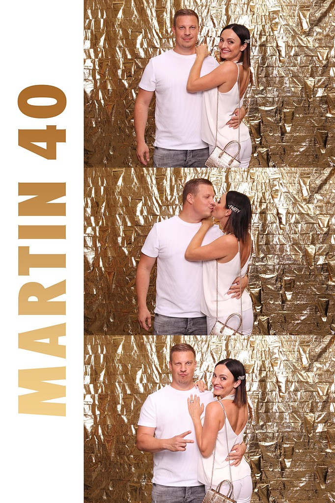 Oslava Martin 40