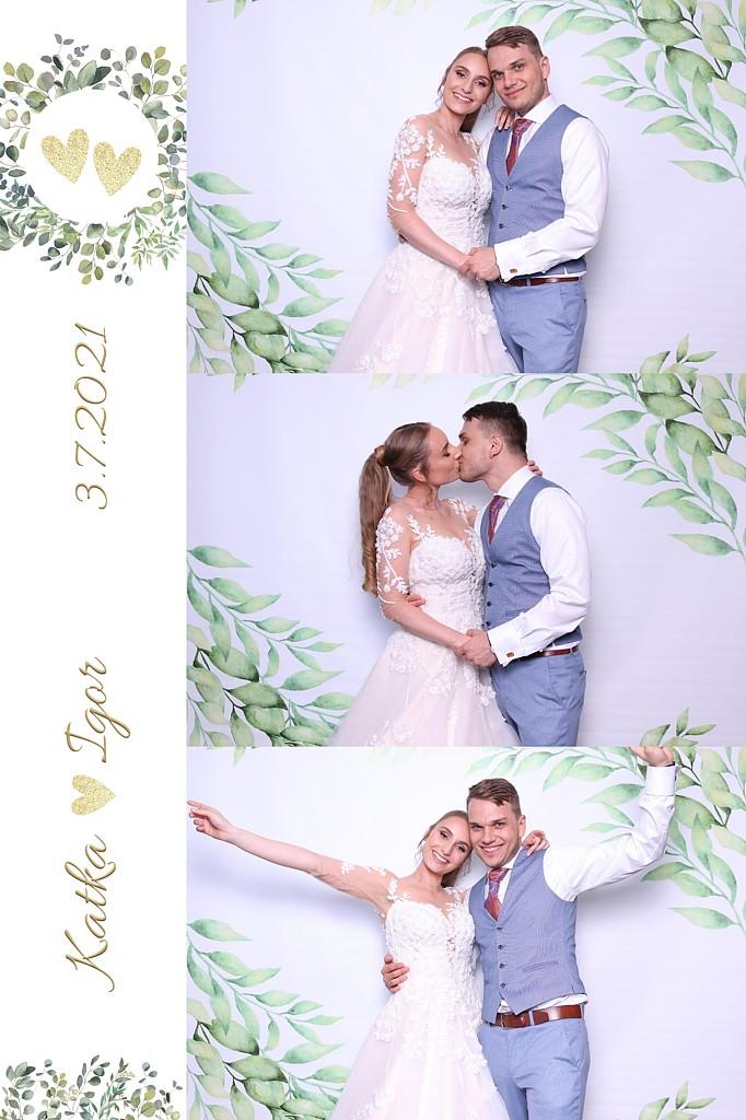 svadba Katka & Igor