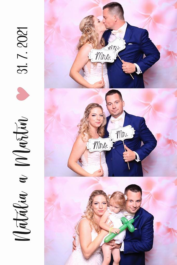svadba Natália a Martin