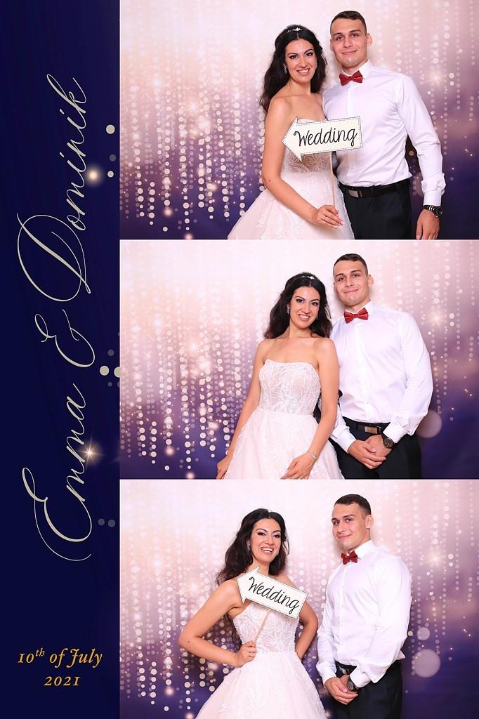 svadba Emma & Dominik