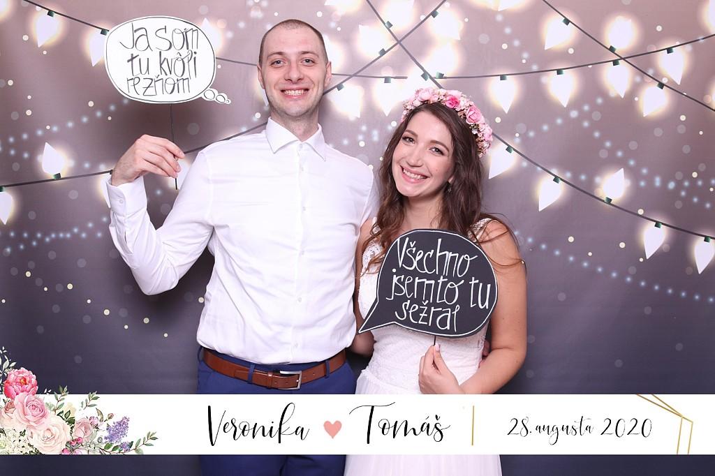 svadba Veronika & Tomáš