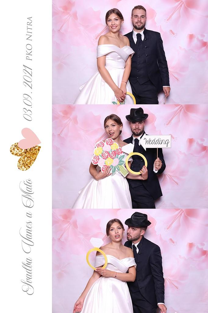 svadba Vanes a Maťo