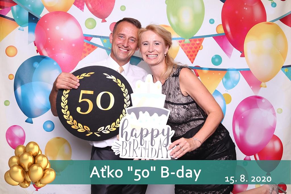 oslava Aťko 50
