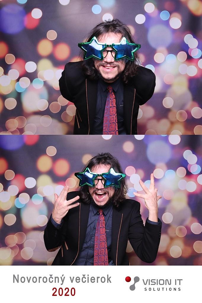 Novoročný večierok 2020  -  Vision IT solutions