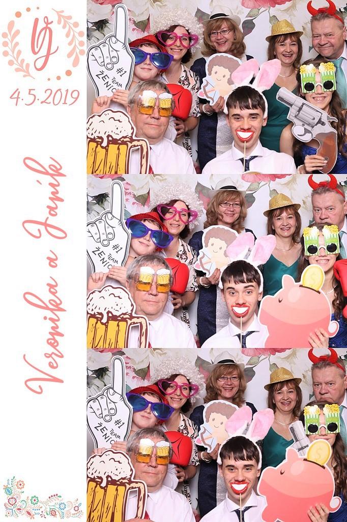 svadba s funface fotokutik