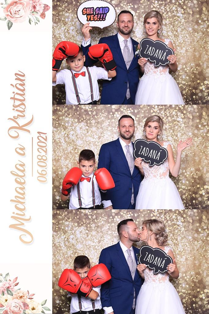 svadba Michaela & Kristián