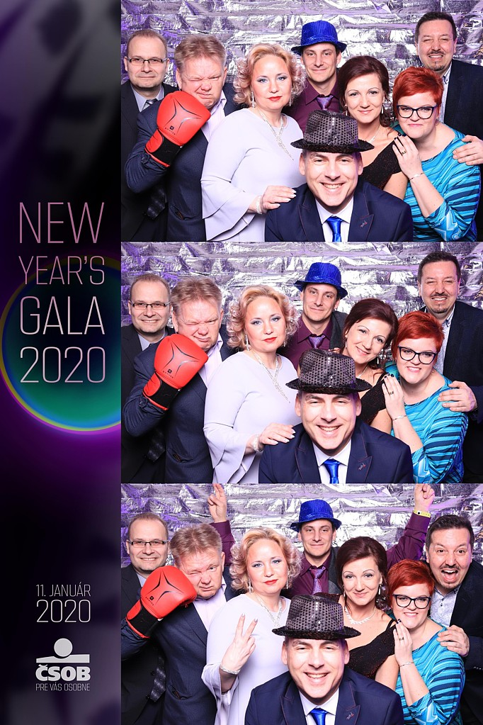 New Year's Gala 2020 - stage 4