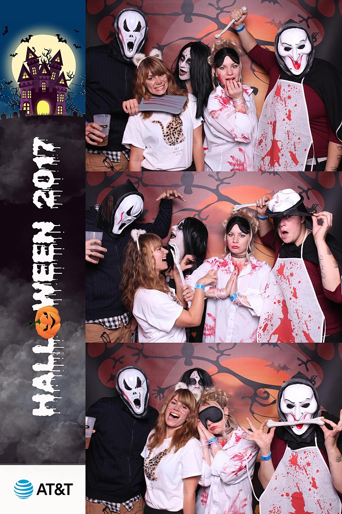at & t haloween