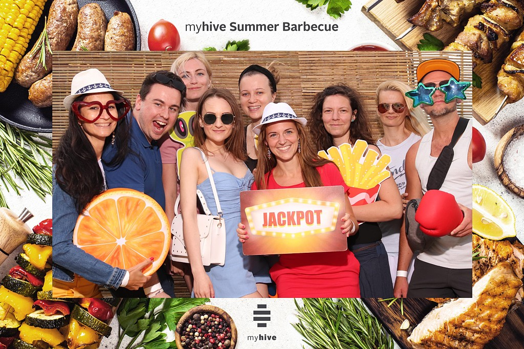 myhive summer barbecue