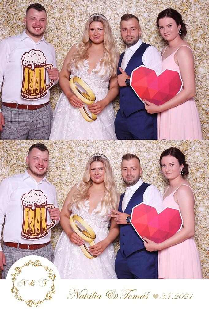 svadba Natália & Tomáš