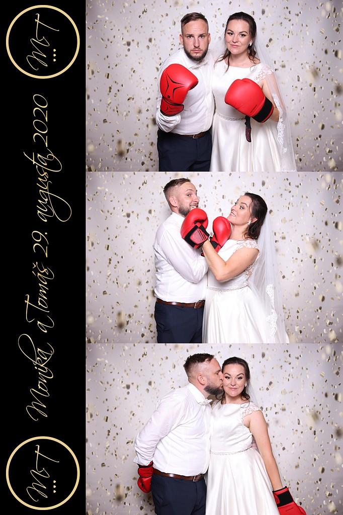 svadba Monika a Tomáš