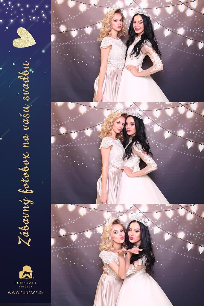 svadba svadobná výstava funface fotobox