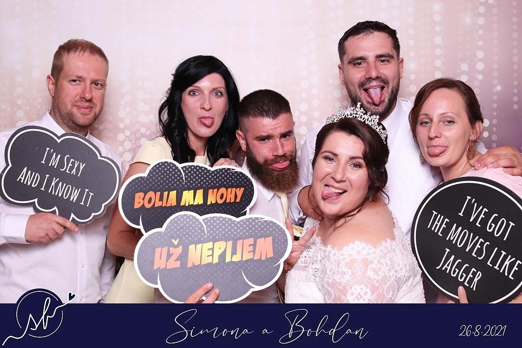 svadba Simona a Bohdan