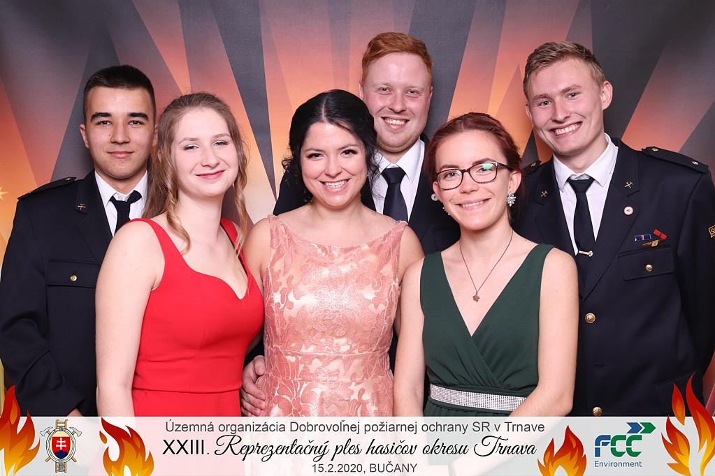 XXIII. Reprezentačný ples hasičov okresu Trnava