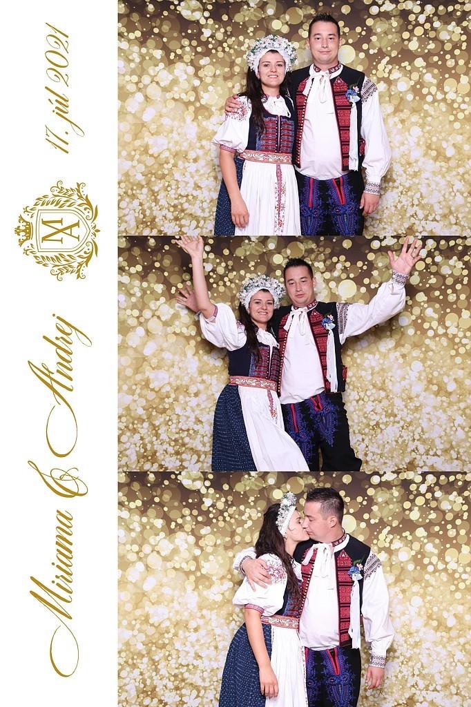svadba Miriama & Andrej