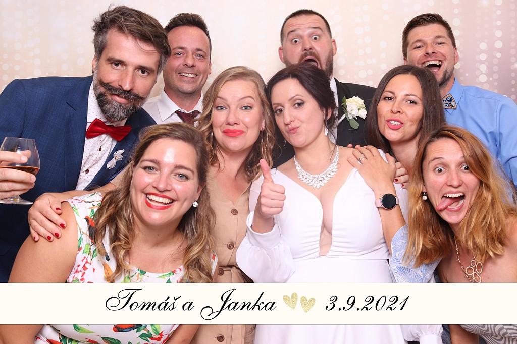 svadba Tomáš a Janka