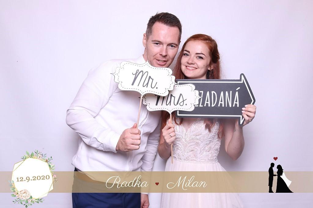 svadba Radka & Milan