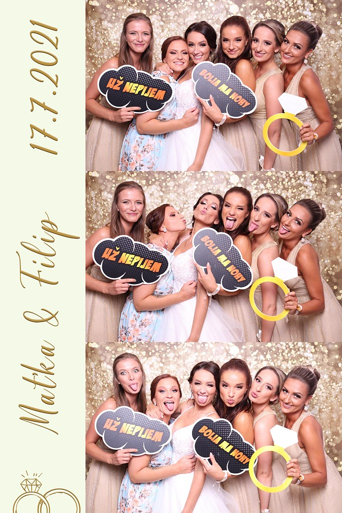 svadba Maťka & Filip