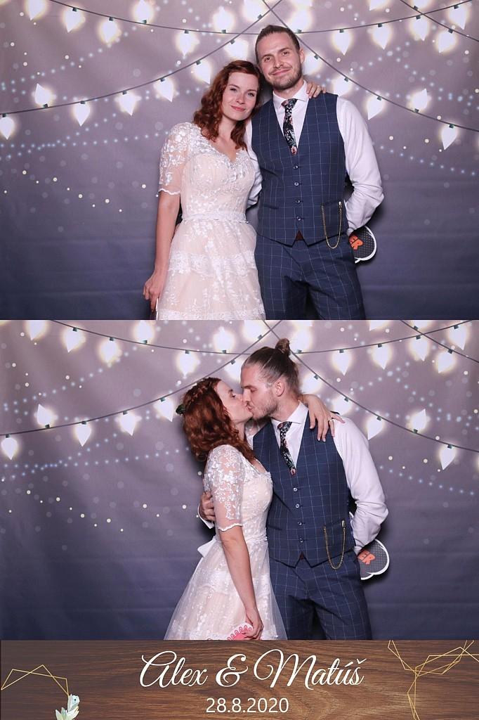 svadba Alex & Matúš