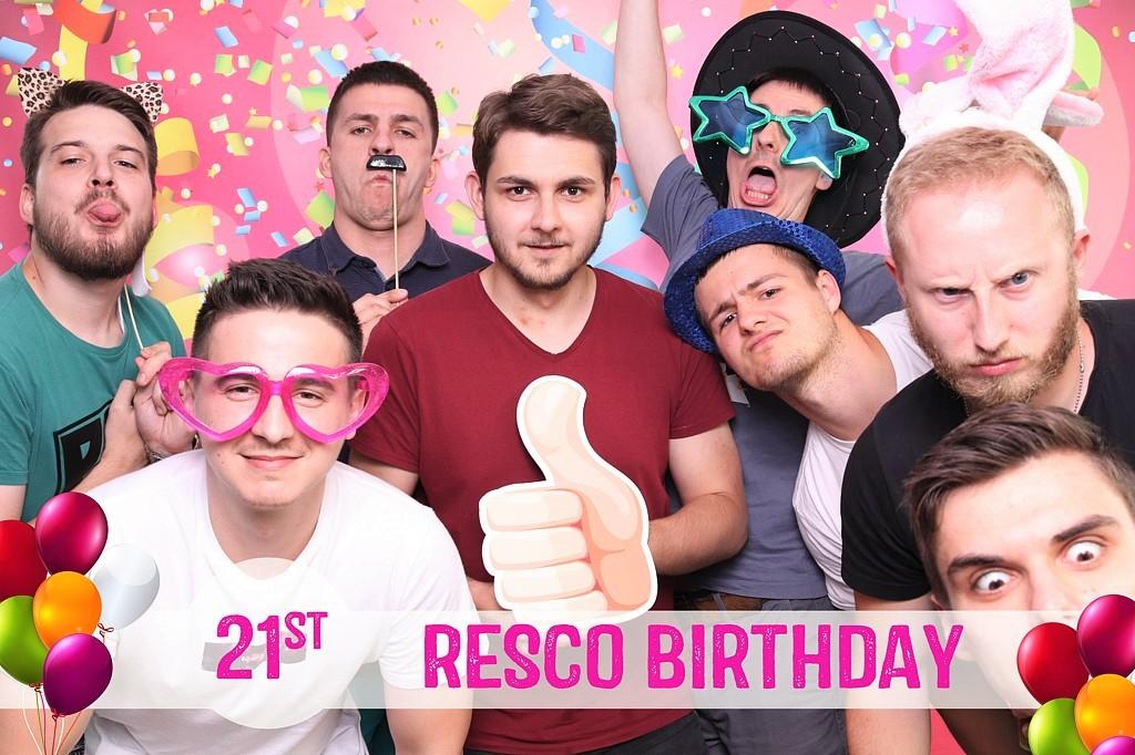 Resco Bday Party