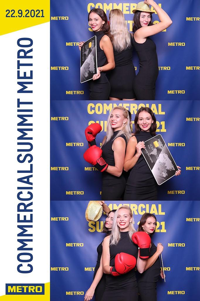 Commercial summit metro