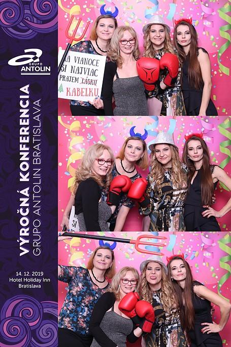 Výročná Konferencia - Grupo Antolin Bratislava