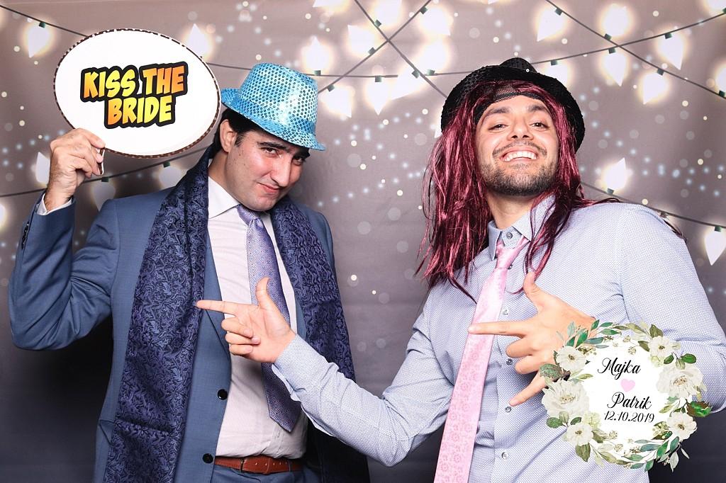 funface svadba fotobox