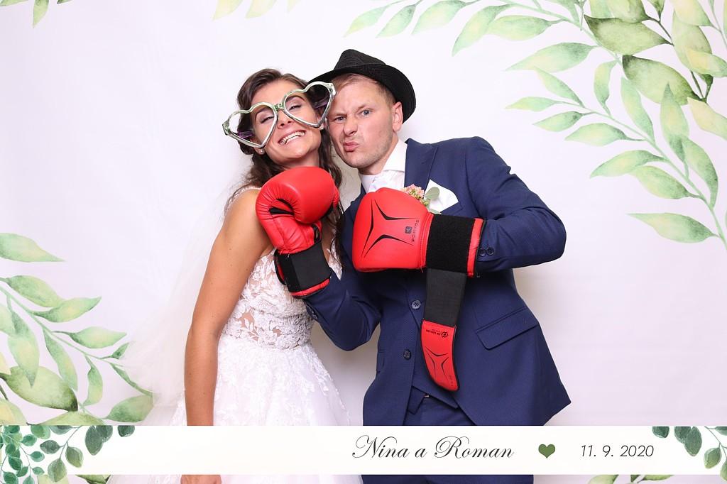 svadba Nina a Roman
