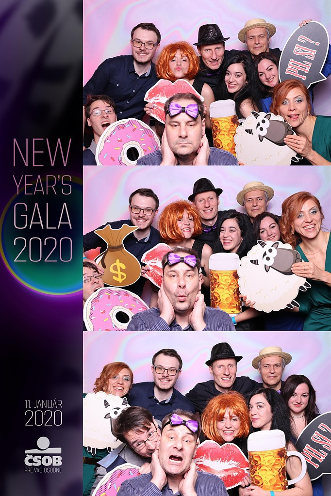 New Year's Gala 2020 - stage 3