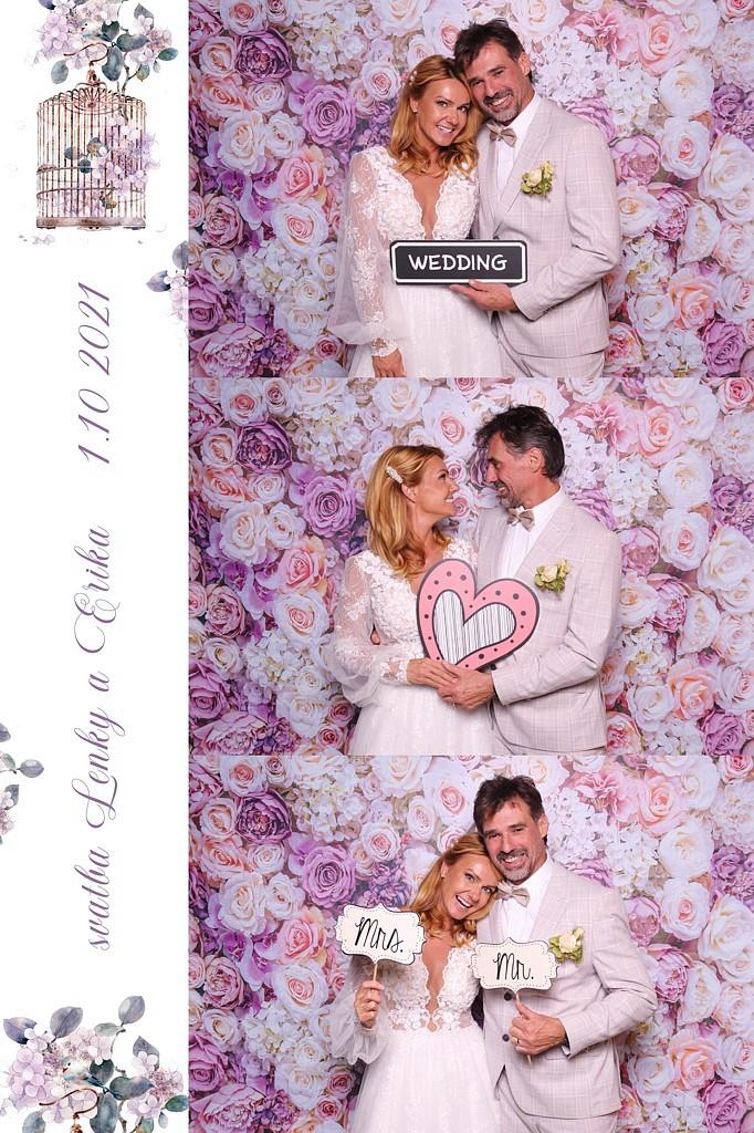 svadba Lenky & Erika