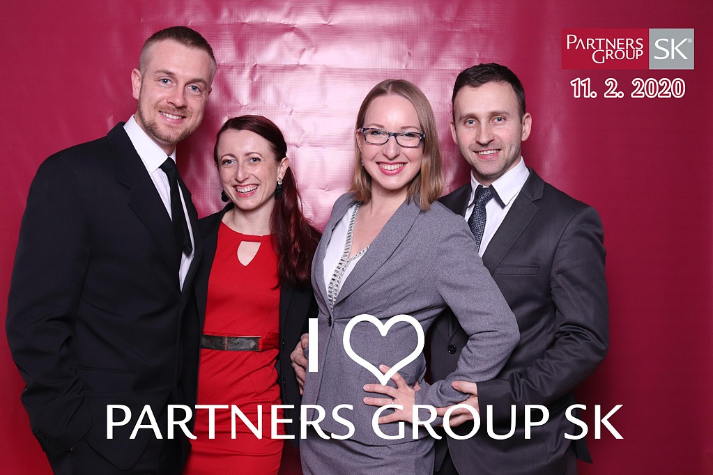 I love Partners Group SK