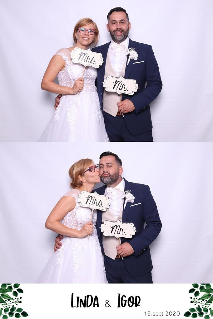 svadba Linda & Igor