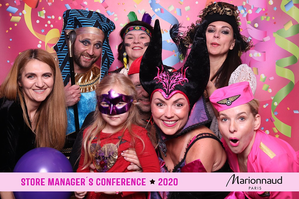 Store Manager's conference 2020 - Marionnaud Paris