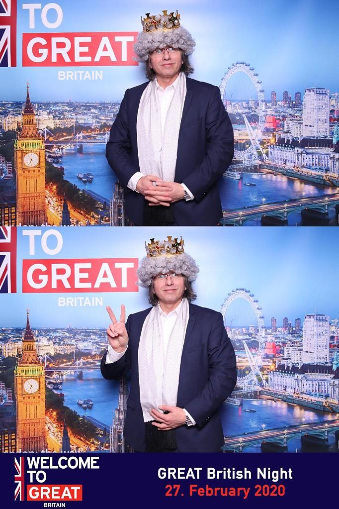 Great British night