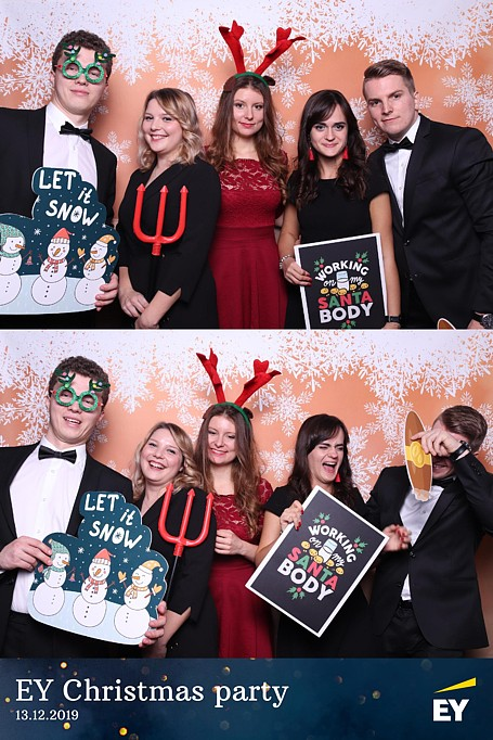 EY - Christmas Party