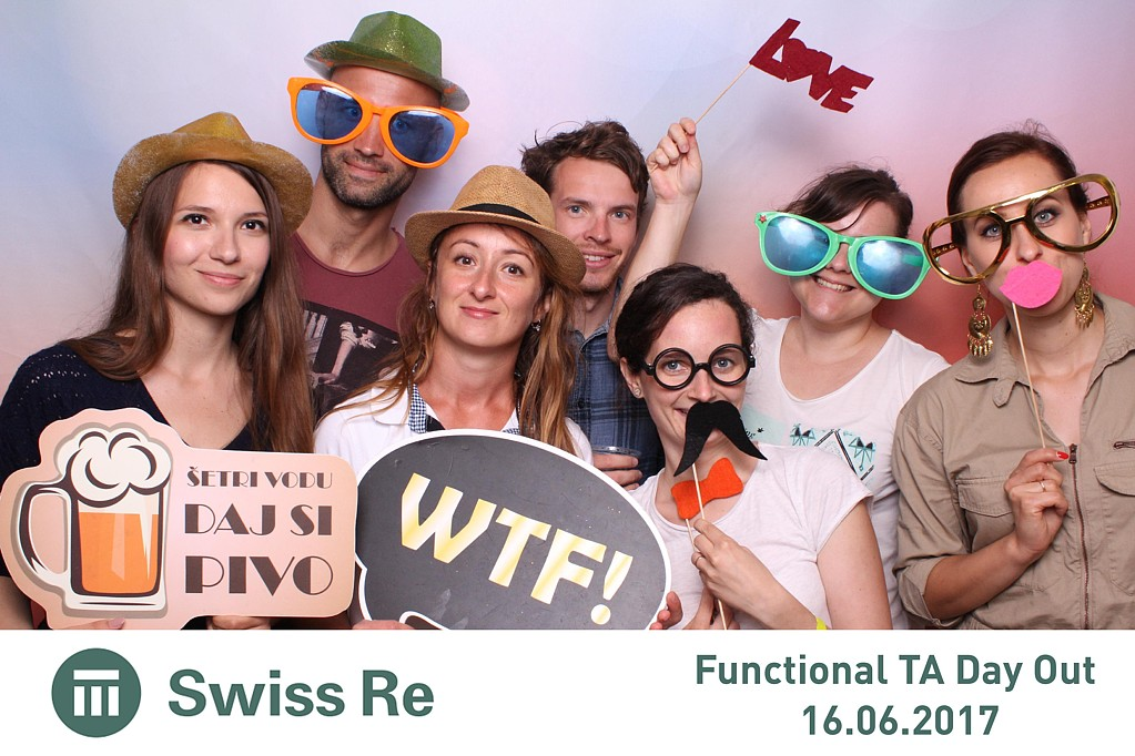 functional ta day out swiss re