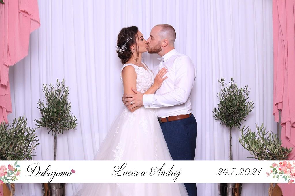 svadba Lucia a Andrej