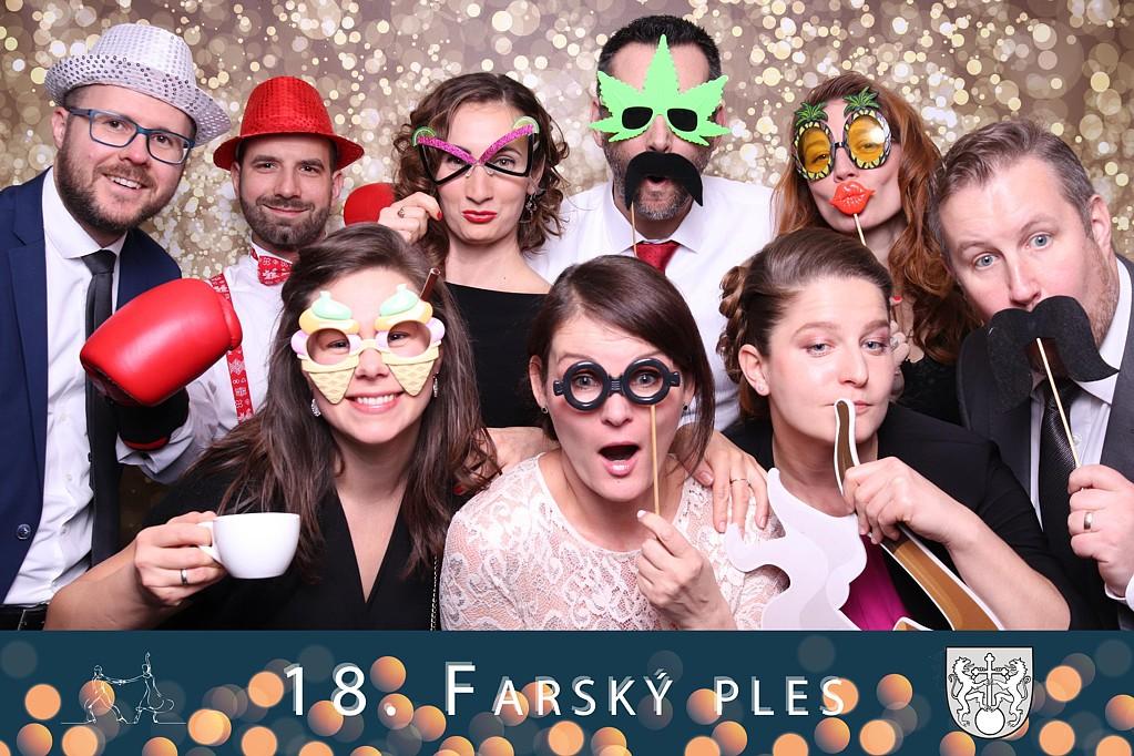 18. farský ples