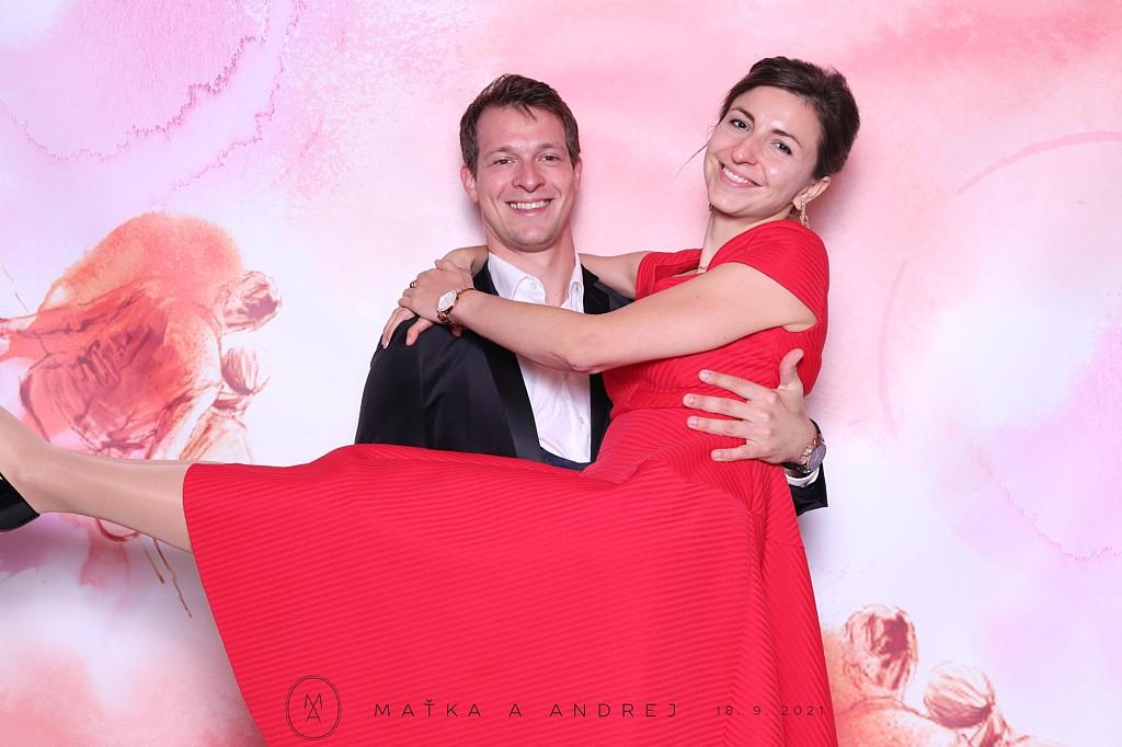 svadba Maťka a Andrej
