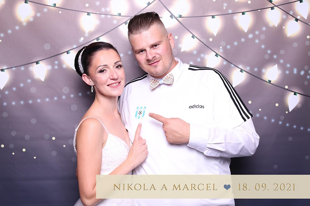 svadba Nikola a Marcel