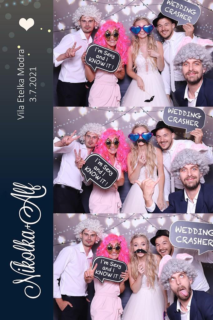 svadba Nikolka + Alf