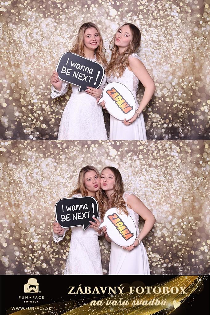 Zábavný fotobox na Vašu svadbu
